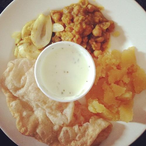 Breakfast (Nashta)