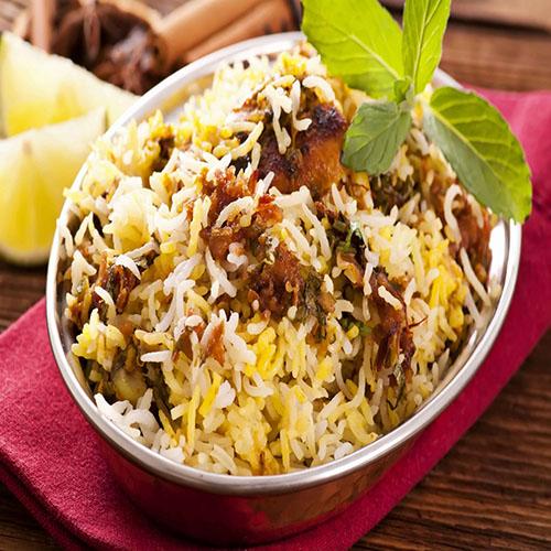 Rice & Biryani